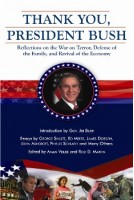 Thank You, President Bush