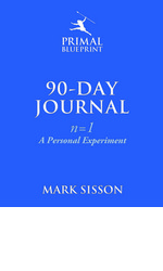 The Primal Blueprint 90-Day Journal
