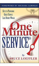One Minute ServiceR