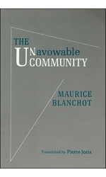UNAVOWABLE COMMUNITY