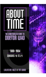 About Time 5: The Unauthorized Guide to Doctor Who