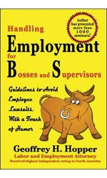 Handling Employment for Bosses and Supervisors