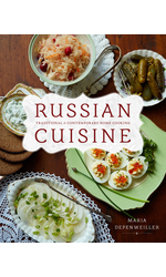 Savours and Flavours of Russian Cuisine