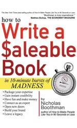 How to Write a Saleable Book